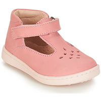 Buty Dziewczynka Baleriny André FILLETTE Różowy