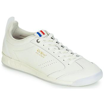 Buty Męskie Trampki niskie Kickers KICK 18 Biały