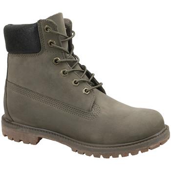 Buty Damskie Buty za kostkę Timberland 6 In Premium Boot W A1HZM Szare
