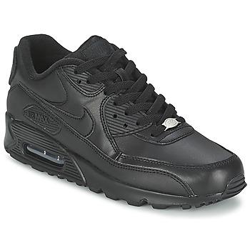 Buty Męskie Trampki niskie Nike AIR MAX 90 Czarny