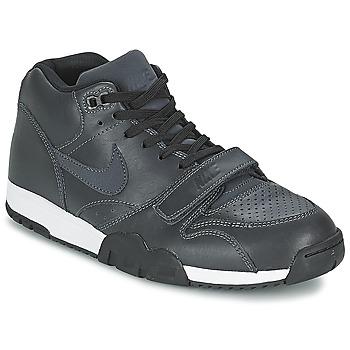 Buty Męskie Trampki niskie Nike AIR TRAINER 1 MID Czarny