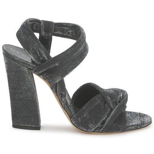 1166N122  Casadei  sandały  damskie  nero