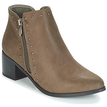 Buty Damskie Botki LPB Shoes JUDITH Kaki