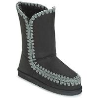 Buty Damskie Kozaki LPB Shoes NATHALIE Czarny