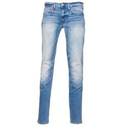 tekstylia Męskie Jeansy slim fit Replay ANBAS Niebieski / CLAIR