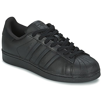 Buty Trampki niskie adidas Originals SUPERSTAR FOUNDATION Czarny