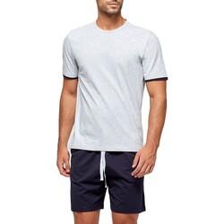 tekstylia Męskie Piżama / koszula nocna Impetus GO64024 073 Szary