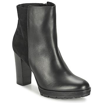 Buty Damskie Botki Nome Footwear CLAQUANTE Czarny