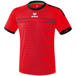 tekstylia Męskie T-shirty z krótkim rękawem Erima Maillot  Ferrara 2.0 rouge/noir