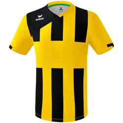 tekstylia Chłopiec T-shirty z krótkim rękawem Erima Maillot enfant  Siena 3.0 jaune/noir