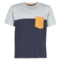 tekstylia Męskie T-shirty z krótkim rękawem Casual Attitude JERMENE Szary / Marine