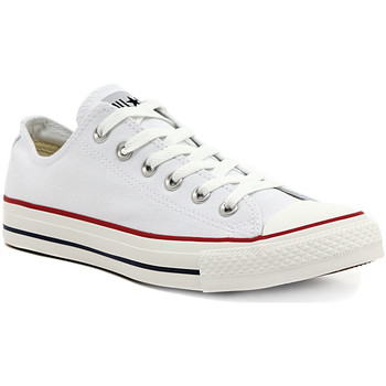 Buty Damskie Trampki niskie Converse ALL STAR OX  OPTICAL WHITE Multicolore