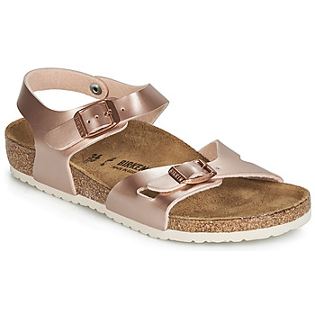 Buty Dziewczynka Sandały Birkenstock RIO Różowy
