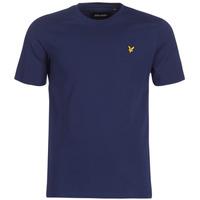 tekstylia Męskie T-shirty z krótkim rękawem Lyle & Scott FAFARLIBE Marine