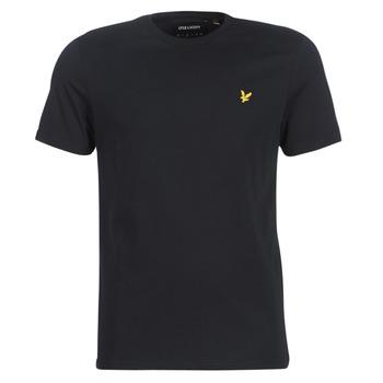 tekstylia Męskie T-shirty z krótkim rękawem Lyle & Scott FAFARLIBE Czarny