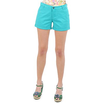 tekstylia Damskie Szorty i Bermudy Vero Moda RIDER 634 DENIM SHORTS - MIX TURKUS