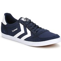 Buty Trampki niskie Hummel TEN STAR LOW CANVAS Marine