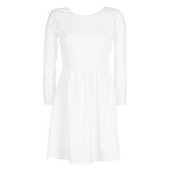 tekstylia Damskie Sukienki krótkie Betty London J. LOUISE Biały