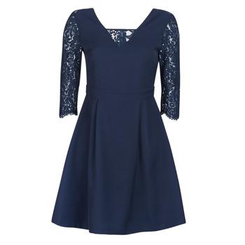 tekstylia Damskie Sukienki krótkie Betty London JULIA Marine