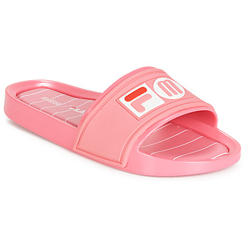 Buty Damskie klapki Melissa SLIDE + FILA Różowy