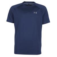 tekstylia Męskie T-shirty z krótkim rękawem Under Armour TECH 2.0 SS TEE Marine
