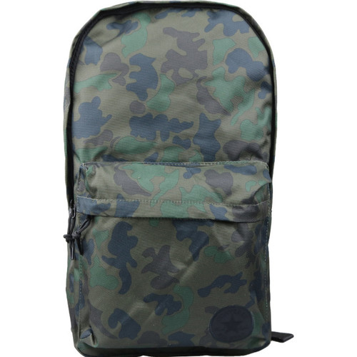 Torby Plecaki Converse EDC Poly Backpack 10005988-A08 Zielone