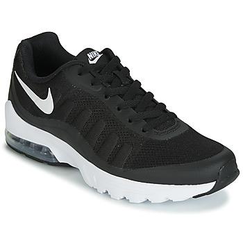 Buty Męskie Trampki niskie Nike AIR MAX INVIGOR Czarny / Biały
