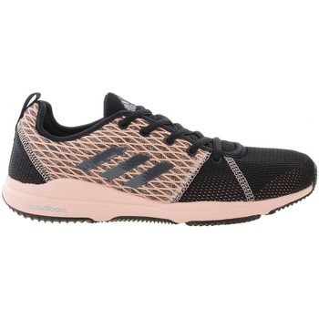 Buty Damskie Trampki niskie adidas Originals Adidas Arianna Cloudfoam BA8743 czarny, różowy