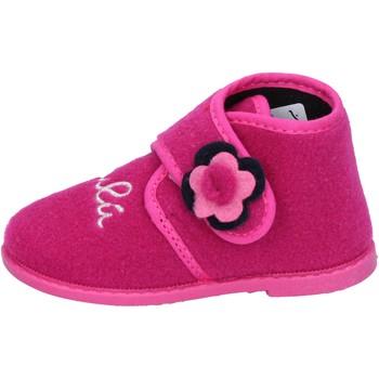 Buty Dziewczynka Obuwie domowe Lulu BS28 Różowy