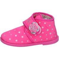Buty Dziewczynka Obuwie domowe Lulu BS44 Różowy