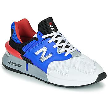 Buty Męskie Trampki niskie New Balance 997 Biały / Niebieski