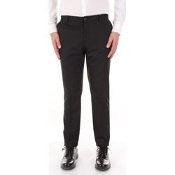 tekstylia Męskie Spodnie od garnituru  Premium By Jack&jones 12084146 Czarny