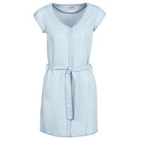 tekstylia Damskie Sukienki krótkie Yurban kOULIENNE Niebieski / Clair