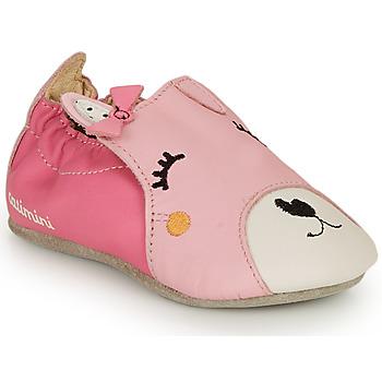 Buty Dziewczynka Obuwie domowe Catimini CAPUCINE Różowy