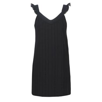 tekstylia Damskie Sukienki krótkie Betty London KOUDIE Czarny