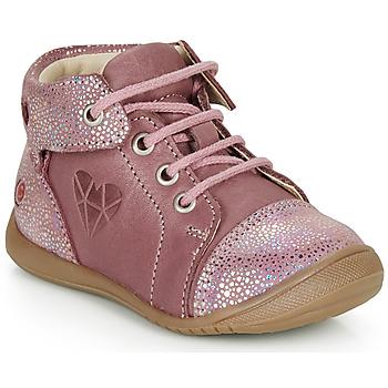 Buty Dziewczynka Buty za kostkę GBB ORENA Różowy