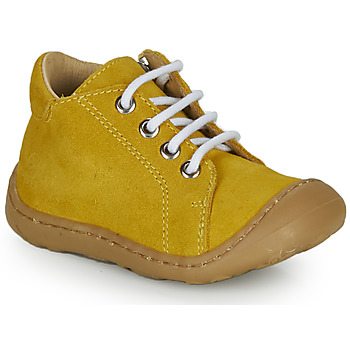 Buty Chłopiec Trampki wysokie GBB FREDDO Żółty