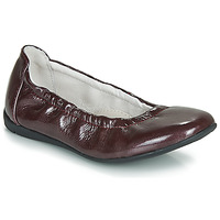 Buty Dziewczynka Baleriny Ramdam LIBRE Bordeaux