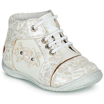 Buty Dziewczynka Buty za kostkę GBB MAE Biały