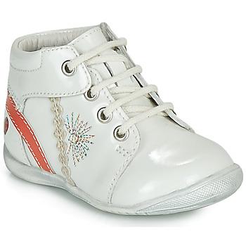 Buty Dziewczynka Buty za kostkę GBB MELANIE Biały