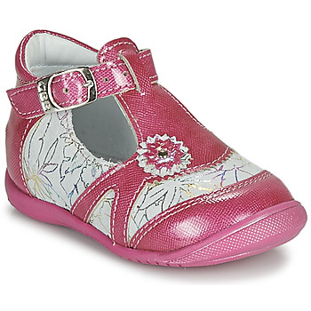 Buty Dziewczynka Sandały GBB MILLA Różowy