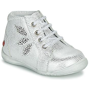Buty Dziewczynka Buty za kostkę GBB MANON Biały