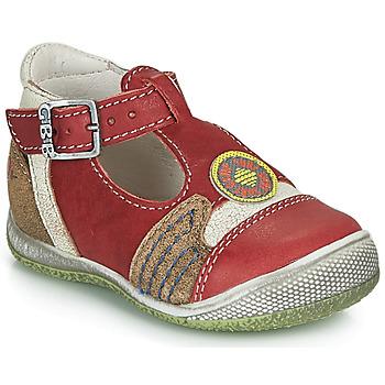 Buty Chłopiec Sandały GBB MARIO Czerwony