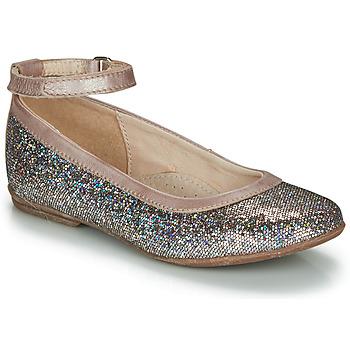 Buty Dziewczynka Baleriny Achile DANIELA Różowy