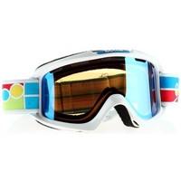 Dodatki Akcesoria sport Bolle Gogle narciarskie  Nova White 20839 biały