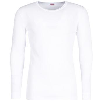 Bielizna  Męskie Podkoszulki  Damart CLASSIC GRADE 3 Biały