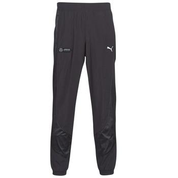 tekstylia Męskie Spodnie dresowe Puma MAPM STREET WOVEN PANTS MERCEDES Czarny