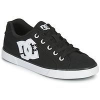 Buty Damskie Trampki niskie DC Shoes CHELSEA TX Czarny / Biały