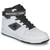 Buty Męskie Trampki wysokie DC Shoes PENSFORD SE Biały / Czarny