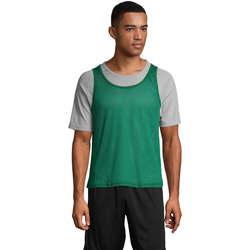 tekstylia Topy na ramiączkach / T-shirty bez rękawów Sols ANFIELD SPORTS Verde